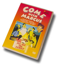 come with marcus dvd cover